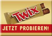 TWIX-Riegel kostenlos - Maxi Markt